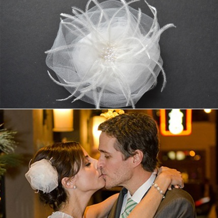 kris_scott_wedding_chicago_headpiece_tullerosette_pearls_feathers